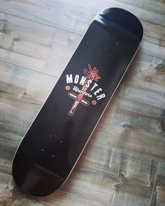 Join the Hawkins Indiana monster hunters with this rad deck inspired by stranger things! Blank Skateboard Decks, Skateboard Grip Tape, Skateboard Shop, Custom Longboards, Custom Skateboards, Complete Skateboards, Skate Shop, Plastic Injection Molding, Monster Hunter