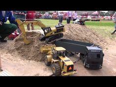 Rc Trucks (Country Fair 2012 2) - YouTube