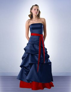Bridesmaid Dress Style 628 ahh Snow White :)    Sarah from my side would look great, very slimming!