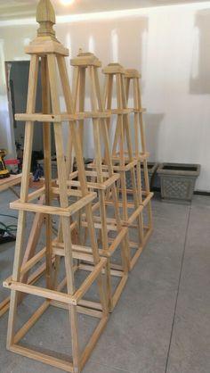 DIY: Obelisk