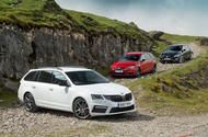 Skoda Octavia vRS estate vs. Seat Leon ST Cupra vs. Volvo V60 AWD Polestar - fast estate triple test Want performance and a big boot? Take your pick from these three fast estates then. But wheres the sweet spot: 26k 35k or 50k?  It was 1974 when Alfons Löwenberg a far-sighted Volkswagen engineer levered a fuel-injected engine into his Sport Golf side project and changed the world.  Nearly 45 years on the benefits of marrying power and better handling to the practicality and inexpensiveness…