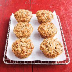 Apple-Oat Muffins