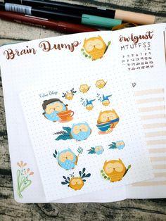 Sticker Shop, Printable Stickers, Some Fun, A5, Bullet Journal, Printables, Digital, Cute, Design