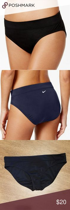 Nike Active Swim bottoms Nice coverage. Used only a few times. Like new. Nike Swim