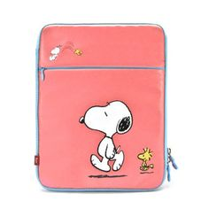 Peanuts iPad/Tablet Case Pink now featured on Fab.  for you @Stacy Stone Loechel Burt :)