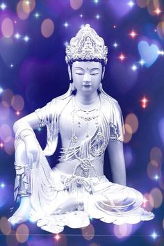 Kwan Yin via tumblr...artist?