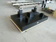 Granite machine component_Hua Wei machinery manufacturing co. Surface Table, Granite Stone, Stability, Cnc, Plane, Steel, The Originals, Aircraft, Airplanes
