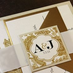 #wedding, #invitation, gold wedding