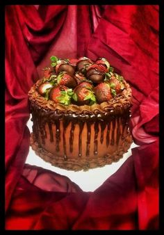 Chocolate cake done right!
