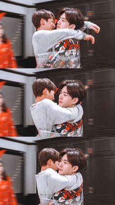 Gun Atthaphan ( & Off Jumpol ( × cr. to the owner Thai Prince, Theory Of Love, Cute Gay Couples, Thai Drama, We Meet Again, Drama Movies, Fujoshi, No One Loves Me, My Dad