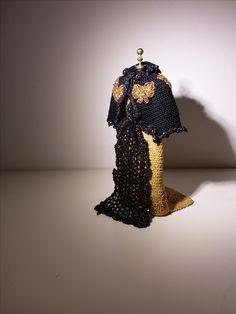 En negro y oro