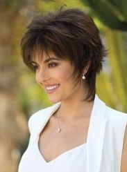 Image result for short haircuts for women over 50 #hairstylesforthinhai …- No … – Beste Kapsels Girls Short Haircuts, Short Hairstyles For Thick Hair, Short Hair Cuts, Curly Hair Styles, Pretty Hairstyles, Layered Hairstyles, Teen Hairstyles, Natural Hairstyles, Shaggy Hairstyles