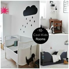 10 Cool #Kids #Rooms