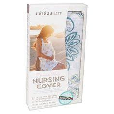 Bébé au Lait Muslin Nursing Cover - Isla,