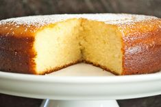 lemon yoghurt cake (adapted from Ina Garten) Food Cakes, Cupcake Cakes, Sweet Recipes, Cake Recipes, Dessert Recipes, Lemon Yogurt Cake, Delicious Desserts, Yummy Food, Greek Desserts