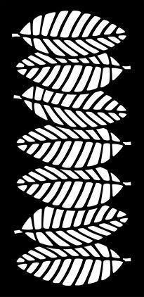 Bring an interesting stencil to make home decorations to see. Beautiful metal patterned wood, made to order with us at Line: signddaaaaa Urban Design Systems – Laser Cut Metal Screens Source Laser Cut Screens, Laser Cut Panels, Laser Cut Metal, Laser Cut Patterns, Stencil Patterns, Stencil Designs, Leaf Patterns, Stencils, Decorative Screens