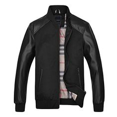 Minibee Men's Motorcycle PU Leather Jacket Black-M Minibee http://www.amazon.com/dp/B00WNSGEO8/ref=cm_sw_r_pi_dp_AJCqvb1V5S8PY
