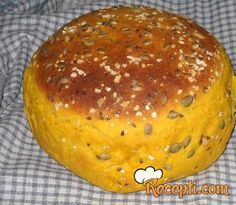 Recept za Najfiniji bundevin hljeb iz šerpe. Za spremanje hleba neophodno je…