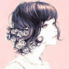 Manga girl                                                                                                                                                                                 More