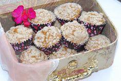 Pumpkin Crumble Muffins & Apple Toffee Tartlets