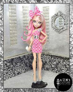 Monster Doll Gorgon Chic fierce high от HauntCoutureAtelier