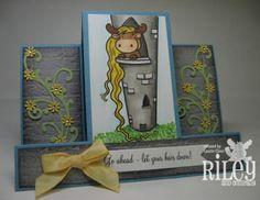 Riley Sneak Peek, Rapunzel Sophie!