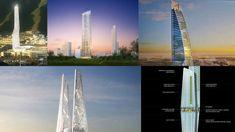 Algunos Edificios En Proyectos Serán  los mas Altos En América Latina  2018