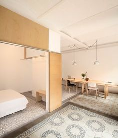 Apartment Eixample, Barcellona, 2014 - Adrian Elizalde Architect