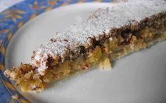 Tarte de amêndoa - Sobremesas de Portugal