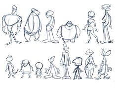 Have you been longing to turn that love of doodling into an aptitude for character animation? This board compiles some of the best beginning tutorials that will help you hone your animation skills. Pixar Character Design, 2d Character Animation, Character Design Tutorial, Character Design References, Character Drawing, Character Design Inspiration, 3d Animation, Character Reference, Cartoon Design