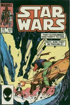 Star Wars - #101 / **HORSES, in STAR WARS?!  LOL!