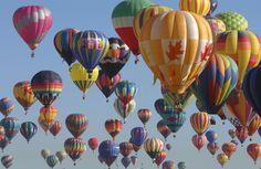 Albuquerque International Balloon Fiesta - Google Search
