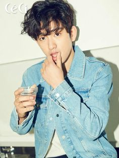 Jinyoung GOT7 for Ceci Magazine