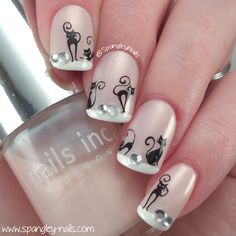 Spangley Nails | UK Nail Art Blog: MESSY MANSION MAKES TIDY NAILS: STAMPING PLATE REVIEW