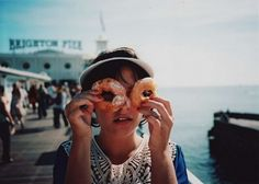 donuts glasses