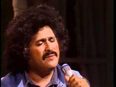Baldemar Huerta (Freddy Fender) - Before The Next Teardrop  Falls. <3 the parts he sings in Spanish.