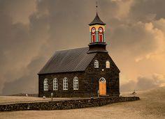 Hvalneskirkja  #Beautiful #Places #Photography