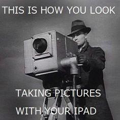 LOL - iPad users