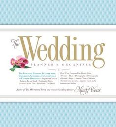 Mindy Weiss The Wedding Planner & Organizer Bridal businesses & wedding vendor business card.