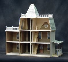 Lilliput® Apple Blossom Dollhouse Kit