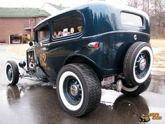Spud's Garage - 1932 Ford Tudor - Hot Rod - For Sale