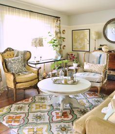 Welcome to my home decorated for Fall,featuring a bohemian vintage modern home for my Fall home tour 2015.