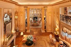 Trendy apartment luxury new york joan rivers Ideas New York Apartments, Luxury Apartments, Luxury Homes, Joan Rivers, Torre Trump, Penthouse Pictures, Bedroom Images, Expensive Houses, Mansions Homes