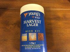 Harvest Lager Home Brew Kit 23 litres / 40 pints  FREEPOST UK