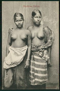 lankan naked tribes sri