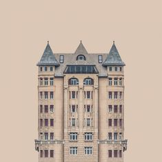 Architecture Photography Series urban symmetry: architectural photography series of fictitious
