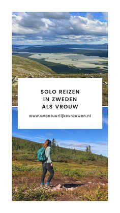 Heb jij wel eens aan Zweden gedacht voor jouw eerstvolgende solo avontuur? Ik stapte afgelopen zomer in de auto en ging op roadtrip naar het hoge noorden. In mijn eentje. In dit artikel lees je er meer over! #zweden #solo #avontuur #avontuurlijkevrouwen Denmark, Norway, Sweden, Calm, Adventure, Mountains, Feelings, World, Blog