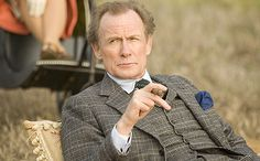 Glorious 39 a great film, photo Bill Nighy, Stephen Poliakoff, Wrath Of The Titans, Bill Nighy, Pin Man, Feeling Stupid, Smart Men, Rugged Look, Love Actually, Just For Men
