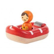 Plan Toys // Reddingsboot, Plan Toys