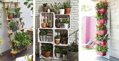 West Elm, Ladder Decor, Outdoor Structures, Flowers, Plants, Inspiration, Balcony Ideas, Book Shelves, Design